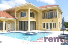 Yacht Drive, Cayman Islands Yacht Club - Beautiful family home for rent! for rent, West Bay Property